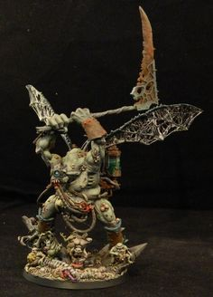 Daemon Prince of Nurgle