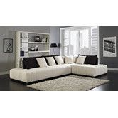 Found it at Wayfair - Almira Right Facing Chaise Sectional Sofa