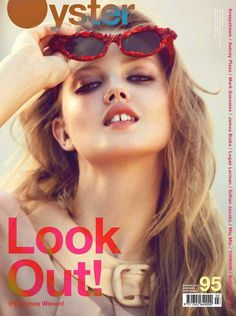 Lindsey Wixson Heats Up the Suburbs in the Oyster Magazine #95 Issue #fashion trendhunter.com