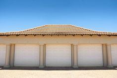 Gorgeous Sliding Barn/Garage Door Plans and Installation Tutorial Used Garage Doors, Unique Garage Doors, Garage Doors For Sale, Garage Door Parts, Garage Door Insulation, Garage Door Springs, Overhead Garage Door, Garage Door Repair, Barn Garage