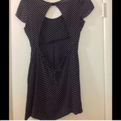 Brandy Melville open back polka dot dress Brandy Melville open back polka dot dress! Brandy Melville Dresses Mini