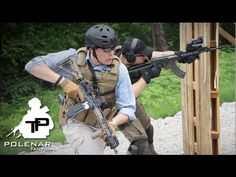 Tactical Shooting - Reaction to Contact