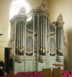 Van Dam orgel Hoogerheide