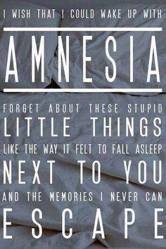 #5SecondsOfSummer #Amnesia #Calum #Michael #Luke #Ashton