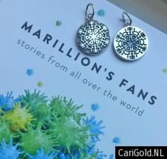 SPECIAL OFFER!!!!! Buy this pendant and get the Marillion fanbook for free!!! Take a look at www.carigold.nl