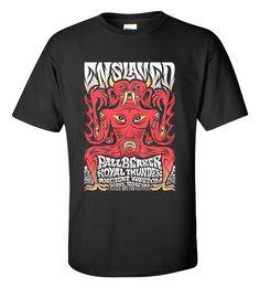 Enslaved T-shirt M/L/XL/2XL/3XL Clothing Tshirt