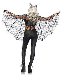 Adult Black Magic Bat Costume - Spirithalloween.com                                                                                                                                                     More                                                                                                                                                                                 More