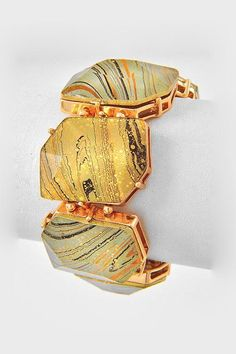 Champagne Dakota Bracelet