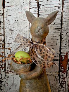 Spring bunny Walnut and Vine
