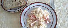 Recept Zelný salát Thing 1, Potato Salad, Potatoes, Ethnic Recipes, Food, Potato, Essen, Yemek, Eten