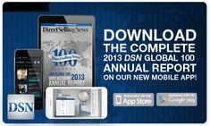 2012 DSN Global 100: The Top Direct Selling Companies in the World — Direct Selling News