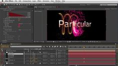01. Getting Started with Trapcode Particular 2 - Emitter & Particle by Red Giant. Get Trapcode Particular 2 at: http://www.redgiantsoftware.com/products/all/trapcode-particular/