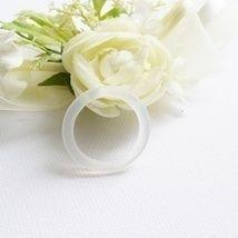 1 stk Smokkesnor ring