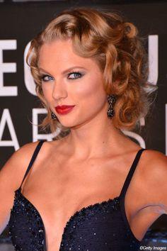 Les coiffures de stars qui ont marqué 2013 : Taylor Swift | Elle Québec