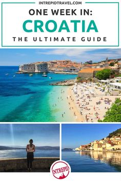 Croatia is where Mediterranean travel fantasies come true but it can be daunting to plan a week's itinerary in Croatia. Never fear, for it CAN be done read on to find out how.