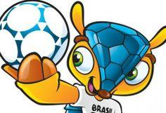 Mascotte WK 2014 in Brazilië!