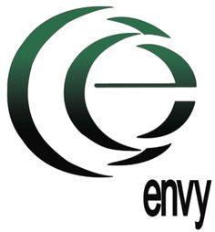 Club Envy logo design
