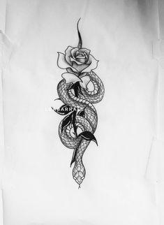 Rose Tattoos For Women, Hip Tattoos Women, Bff Tattoos, Spine Tattoos, Cute Tattoos, Body Art Tattoos, Hand Tattoos, Small Tattoos, Sleeve Tattoos