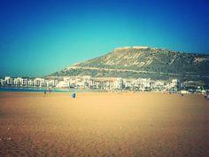 Agadir, Morocco Agadir Morocco, Summer Of Love, Beach, Places, Water, Outdoor, Gripe Water, Outdoors, The Beach