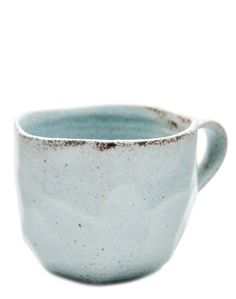Faceted Boulder Mug   Leif Shop   Is this the perfect morning tea mug or what!?