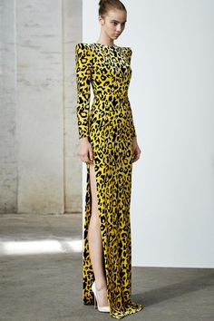 Recently, Ciara hit the town in a sexy animal print ensemble, the Alex Perry Cole Leopard Print Velvet Gown. Ciara was photographed in her designer Runway Fashion, Fashion Show, Womens Fashion, Fashion Design, Fashion Brands, Chic Outfits, Fashion Outfits, Velvet Gown, Alex Perry