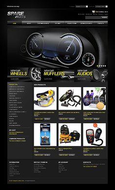Làm Web bán phụ kiện ô tô, phụ tung ô tô 887 - http://lam-web.com/sp/lam-web-ban-phu-kien-o-phu-tung-o-887 - http://lam-web.com