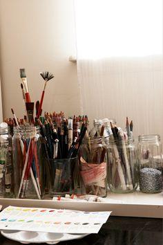 crafting room inspiration