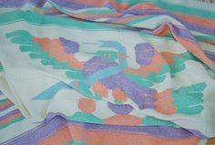 Mexican Serape Saltillo Blanket Throw - SOLD! :)