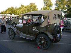 Old Military Vehicles  by eagle69er, via Flickr