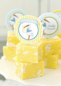 Lemon Meringue Fudge Recipe