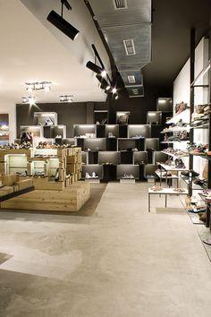 CASAS shoe shop