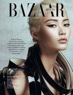 Yuliya Kim for Harper's Bazaar Indonesia Jul 2016