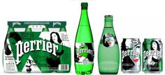 packaging perrier - Buscar con Google