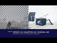 Speed UV Mapping in C4D