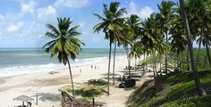 Barra do Grau beach, Paraíba, Brazil