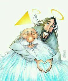 Deus seu filho e Divino espírito santo