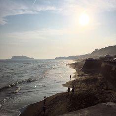 #sunset#☀️#⛵️# #七里ヶ浜#夕日#夕焼け#イマソラ#梅雨#やっと晴れた#鎌倉#小町通り#食べ歩き#湘南#ドライブ#海#だいすき#today#sunny#shonan#sea#beautiful#instagood#instaphoto#instapic#happy#life#love 2016/06/26 19:30:47