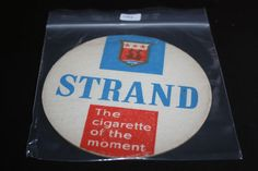 Cigarette Beermat Strand (2L79) 10/14)