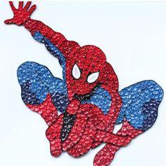 Quilled Spider-Man 3D