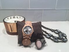JORD wooden watch and favorite accessories
