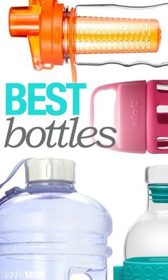 Try some of these water bottles out during your next workout!
