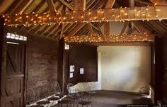 caswell house, fairy lights - Google Search
