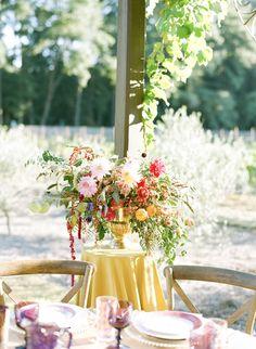 Photography: Sweet Tea Photography - www.SweetTeaPhotographybylisamarie.com  Read More: http://www.stylemepretty.com/2015/04/27/bohemian-jewel-toned-savannah-wedding-inspiration/