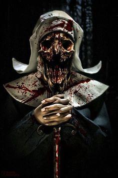 imagenes de demonios y calaveras