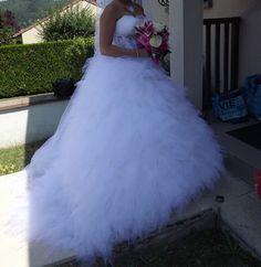 robe de marié paillette d\'amour - robes mariée occasion originales pas cher - Annonces gratuites de robes de mariée pas cher et costumes de...