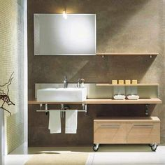 Contemporary Bathroom Vanities   - For more go to >>>> http://bathroom-a.com/bathroom/contemporary-bathroom-vanities-a/  - Contemporary Bathroom Vanities, The term contemporary today doesn't refer to the same meaning ten years ago. We can take contemporary bathroom vanities and see how they complement the current meaning of contemporary in terms of style and functionality. The first benefit of contemporary bathroom v...