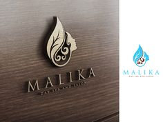 "Desain Logo untuk ""Malika Day Spa and Salon"" receives 173 designs for Logo Design. Hair Salon Logos, Salon Names, Logo Desing, Branding Design, Spa Logo, Beauty Salon Logo, Spa Design, Studio Logo, Design Graphique"