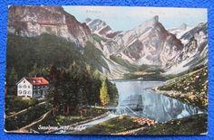 Seealpsee, Appenzell Switzerland around 1926