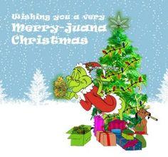 Stoner Grinch Christmas Weed Memes Wishing You A Merry-Juana Christmas Weed Humor, Weed Funny, Cannabis, Grinch Christmas, Christmas Quotes, Christmas 2017, Ganja