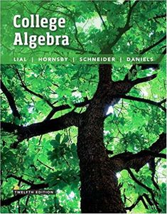 47 best math textbooks images on pinterest collegealgebra12thedition2016e bookpdf thebookisapdfebookonlythereisnoaccesscode fandeluxe Choice Image